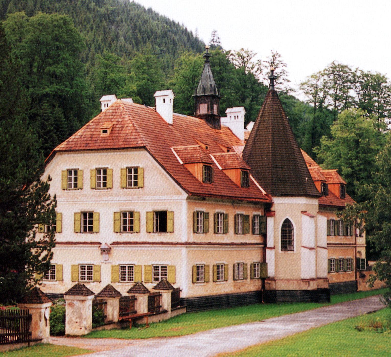 Der Brandlhof bei Mariazell