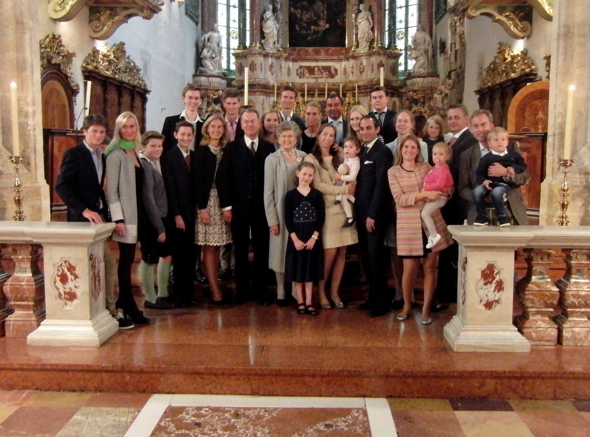 Familie Harnoncourt-Unverzagt
