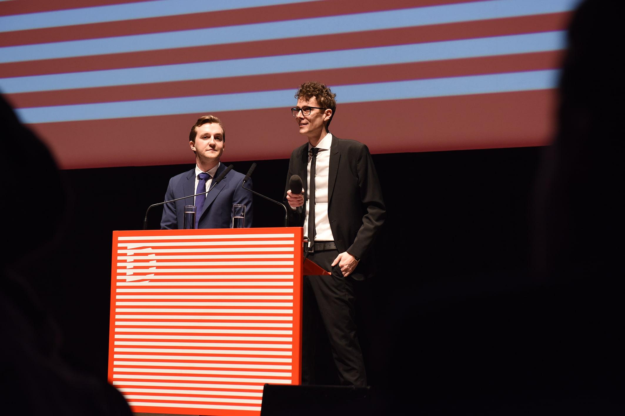 Sebastian Höglinger und Peter Schernhuber