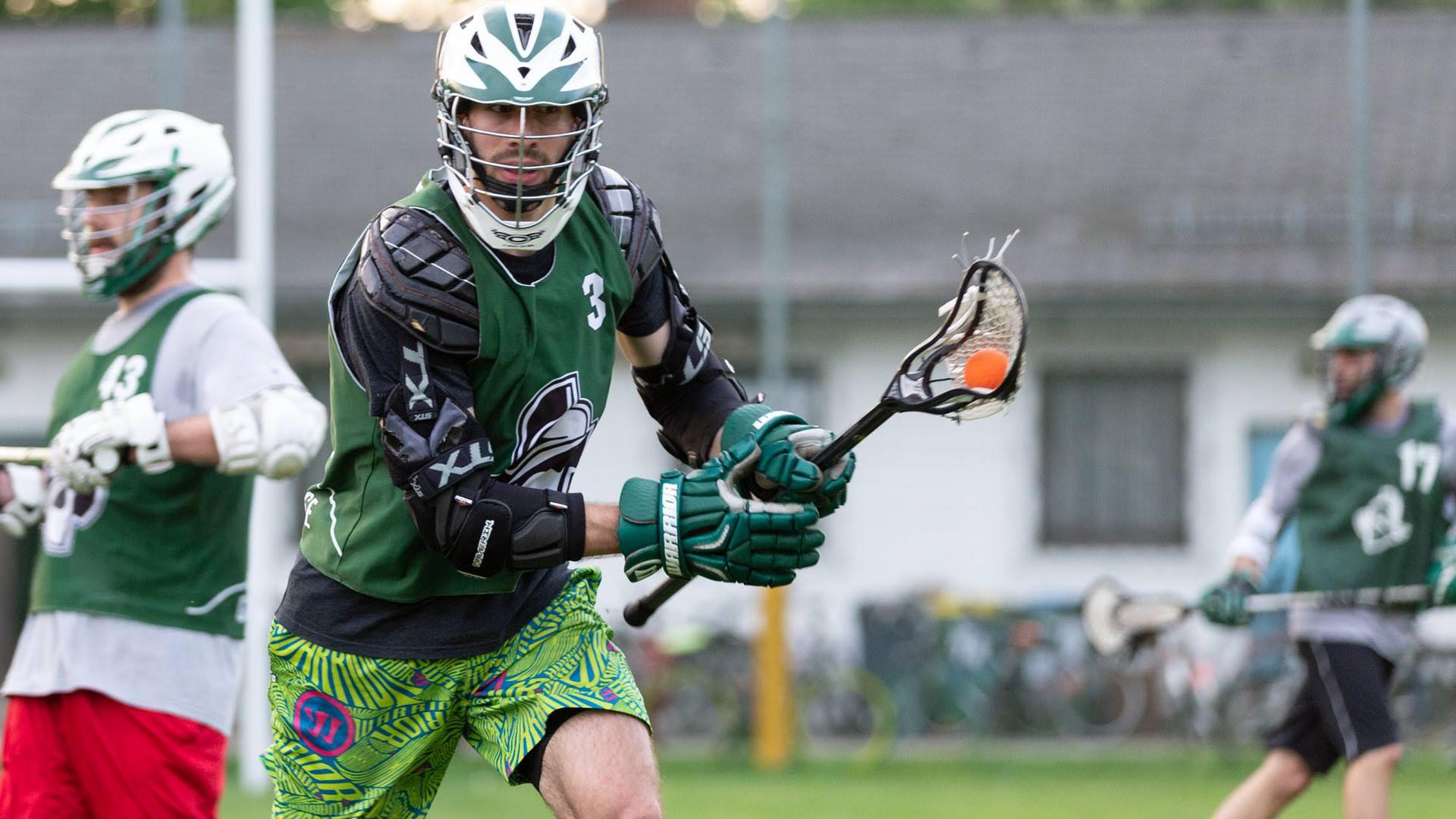 Philipp Smretschnig – Lacrosse-Pionier und GRAWE Versicherungsmathematiker
