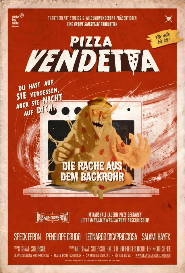 Pizza Vendetta