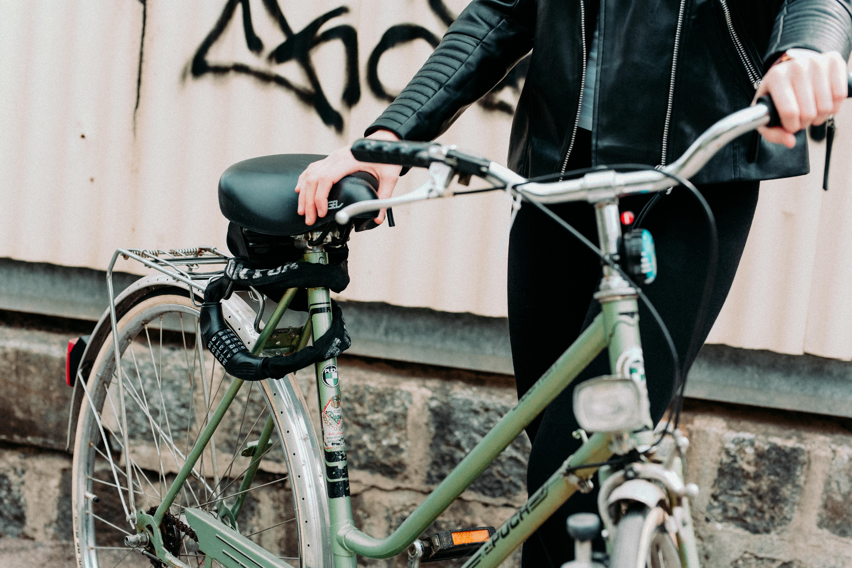 Altes Puch Fahrrad