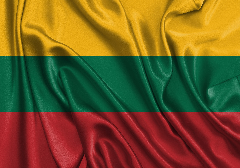 Flagge Litauen