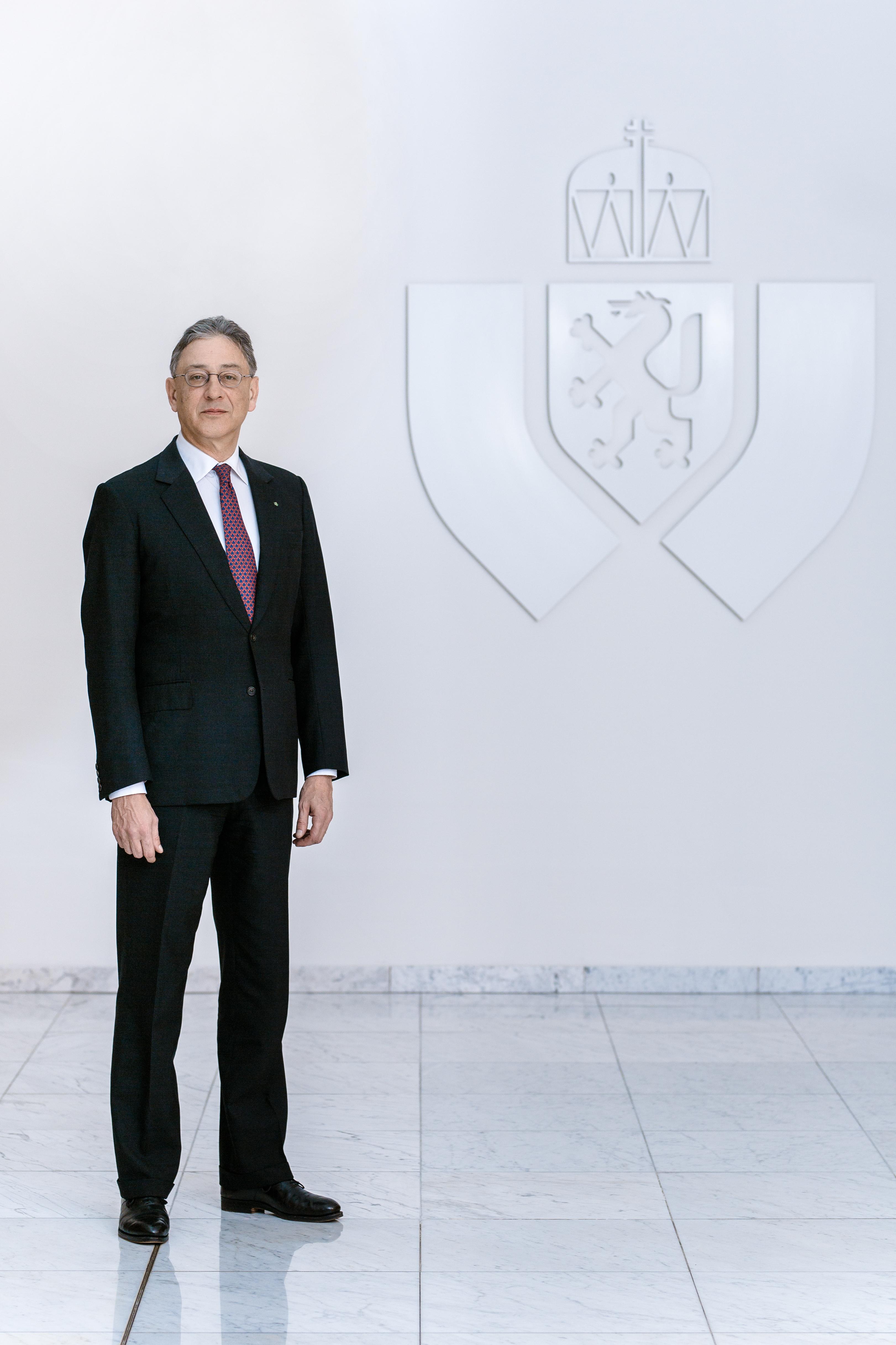 Vorsitzender des GRAWE Aufsichtsrats Dr. Philipp Meran