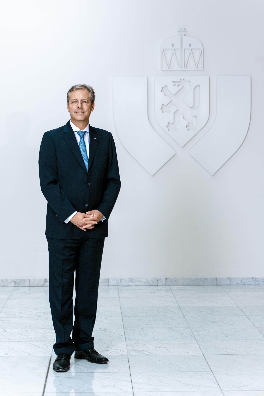GRAWE Generaldirektor Mag. Klaus Scheitegel