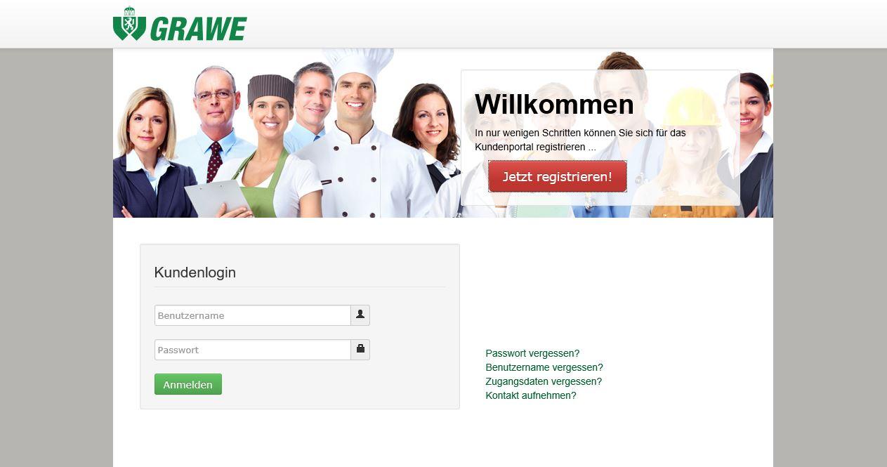 GRAWE Kundenportal