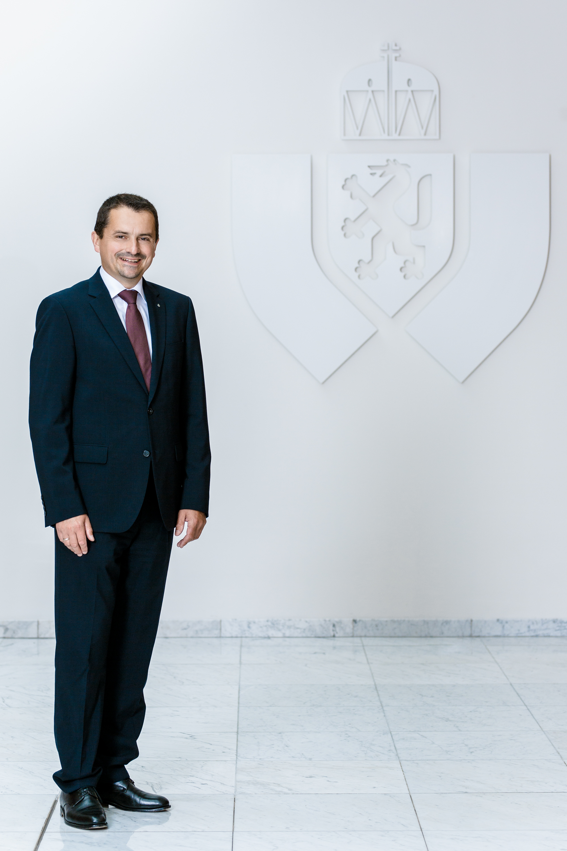 GRAWE Vorstandsdirektor MMag. Georg Schneider